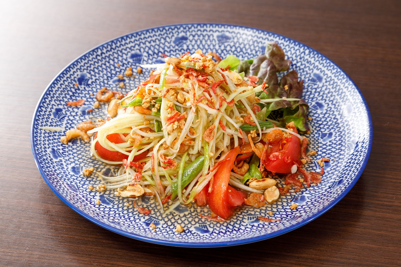 THAIFOOD・DINING&BAR マイペンライ 伏見店の料理写真